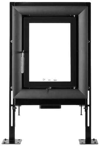 prodotti porte di riscaldamento in muratura di ferro. Black Bedroom Furniture Sets. Home Design Ideas